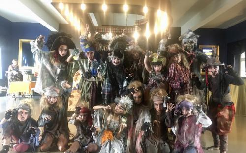 KiJu 2018 Backstage