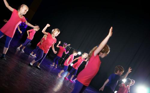 Kids Dance (8-10 Jahre)